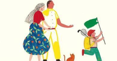 Entre toi et moi, le petit livre de la confiance entre parents et enfants