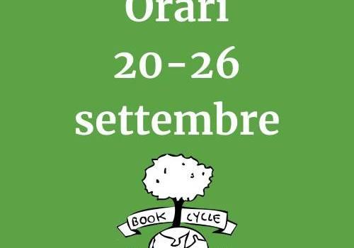 Book-Cycle libreria Roma