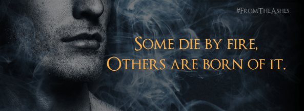From the Ashes Facebook Cover Photo