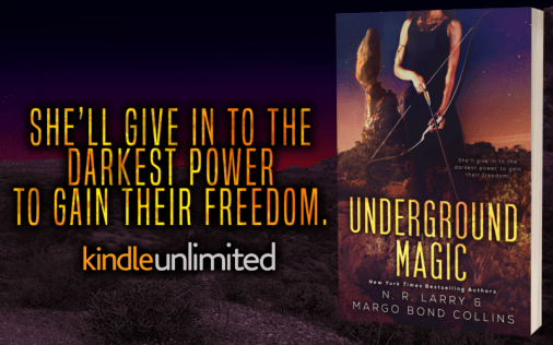 Underground Magic Promo Graphic 1