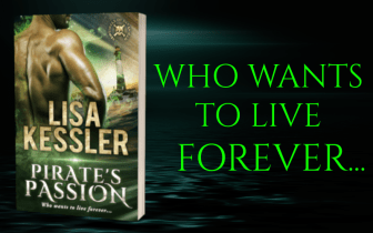 Promo Graphic - Pirate's Passion by Lisa Kessler - 1