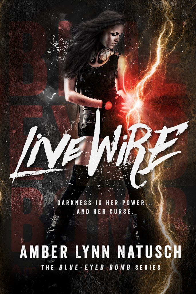 Book Cover: Live Wire