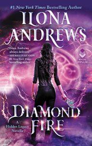 Book Cover: Diamond Fire