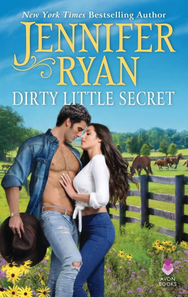 Book Cover: Dirty Little Secret