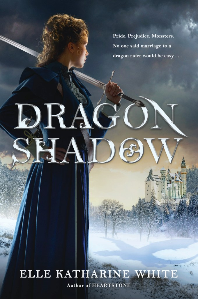 Book Cover: Dragonshadow