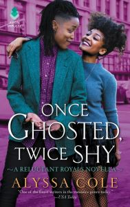 Book Cover: Once Ghosted, Twice Shy