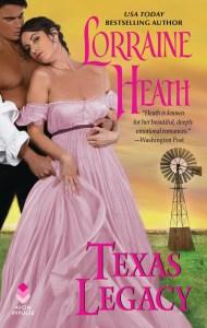 Book Cover: Texas Legacy