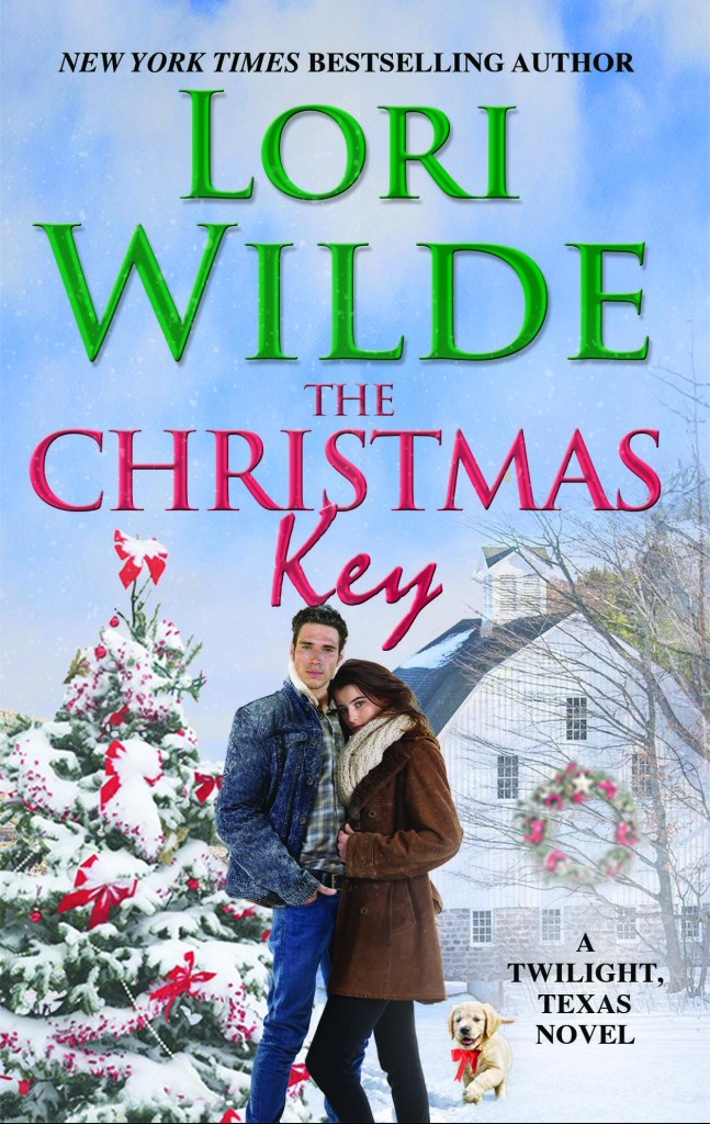 Book Cover: The Christmas Key