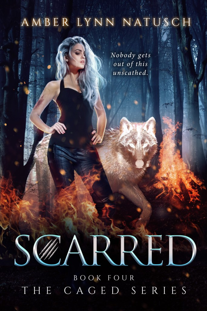 Book Cover: Scarred
