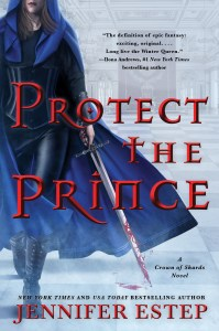 Book Cover: Protect the Prince