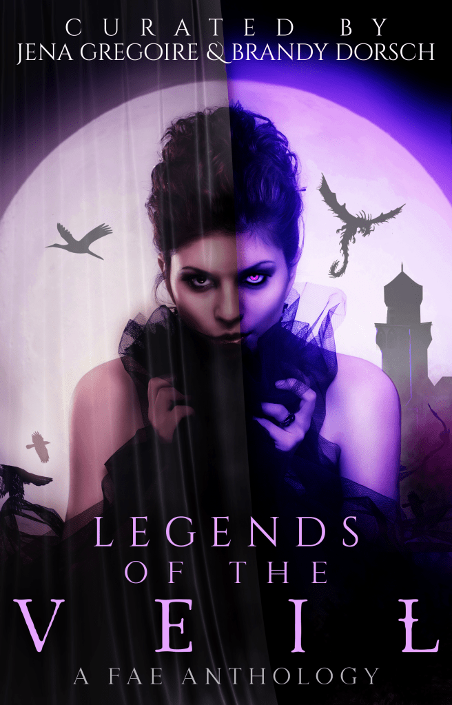 Book Cover: Legends of the Veil