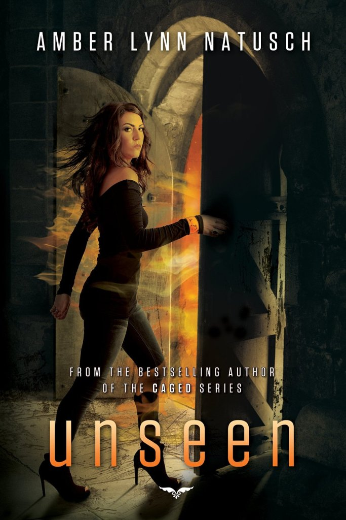 Book Cover: Unseen