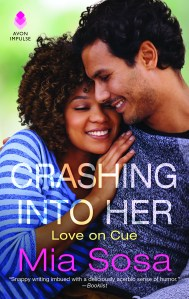 Book Cover: Crashing Into Her