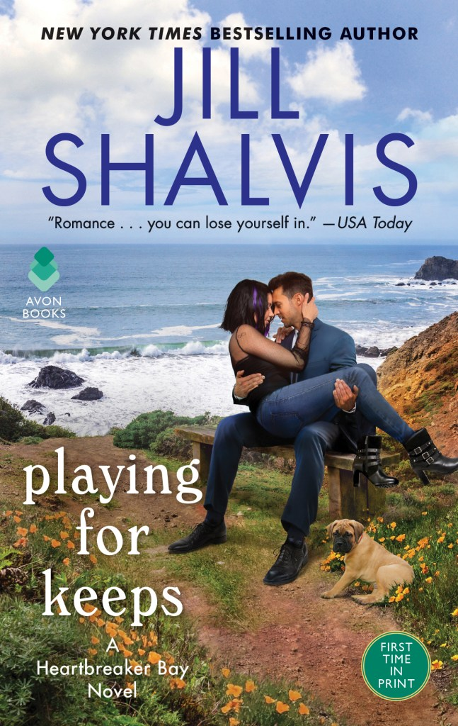 Book Cover: Playing For Keeps