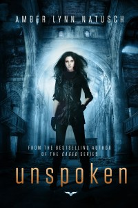 Book Cover: Unspoken