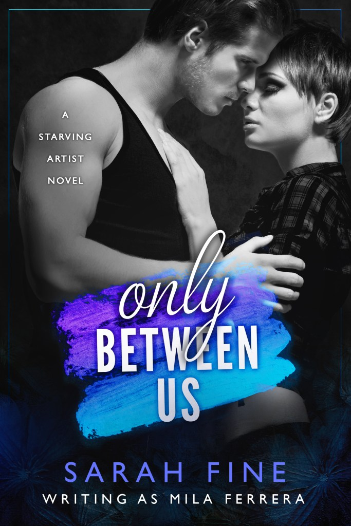 Book Cover: Only Between Us