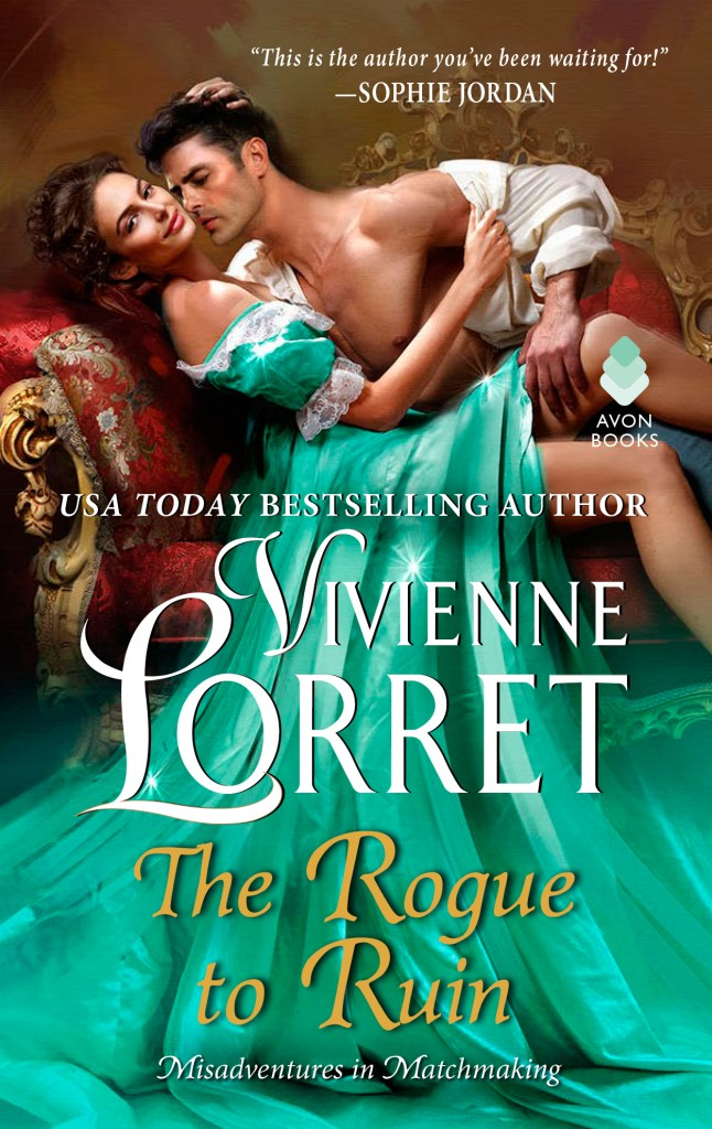 Book Cover: The Rogue to Ruin