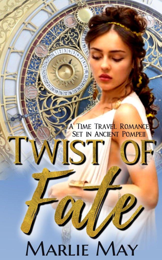 Book Cover: Twist of Fate