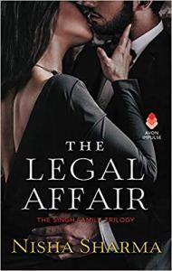 Book Cover: The Legal Affair
