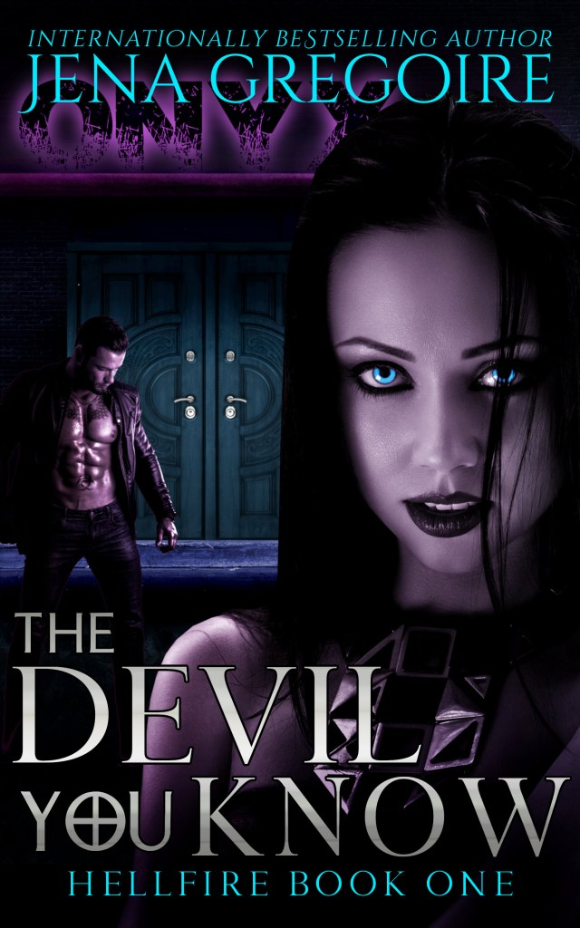Book Cover: The Devil You Know