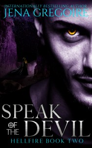 Book Cover: Speak of the Devil