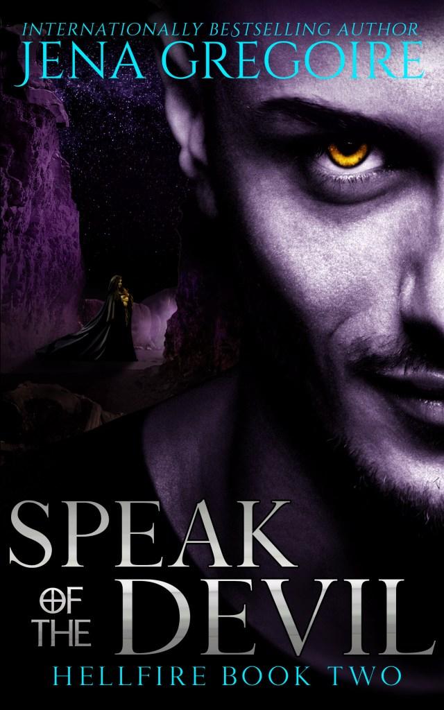 Book Cover: Speak of the Devil