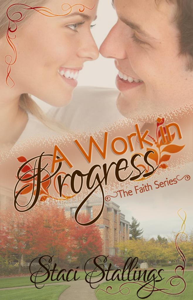 Book Cover: A Work in Progress