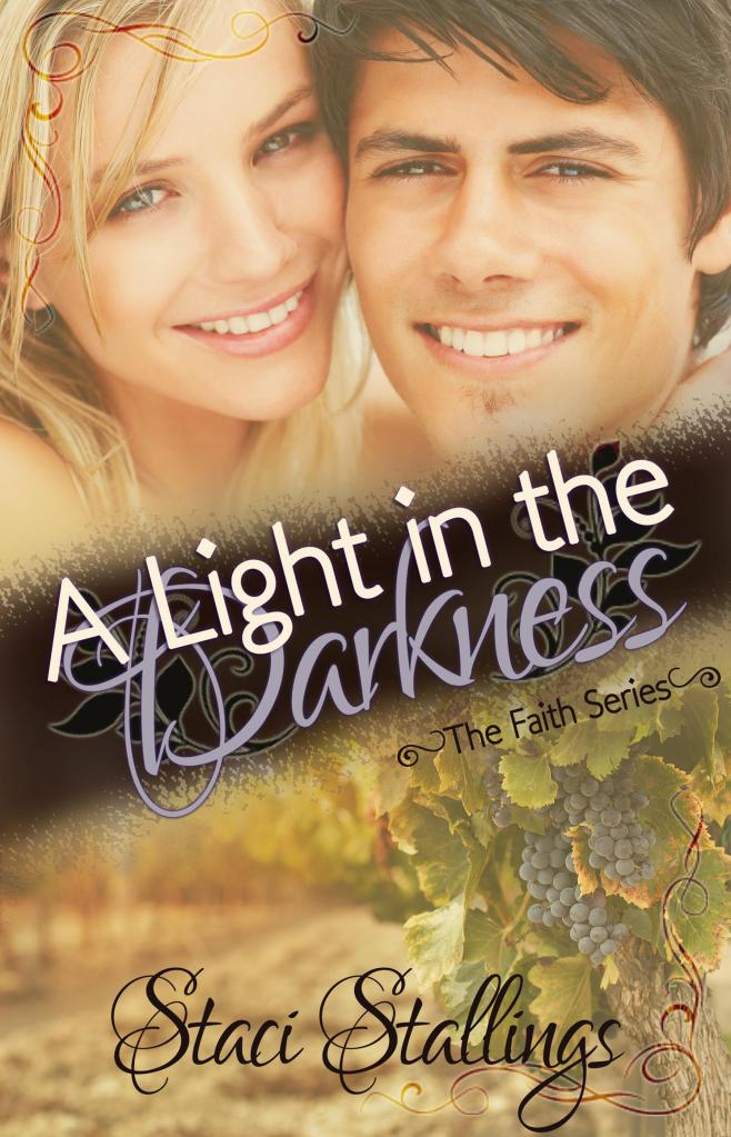 Book Cover: A Light in the Darkness