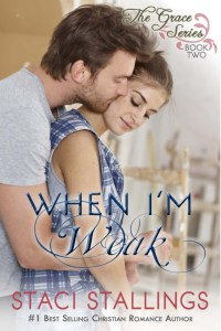 Book Cover: When I'm Weak