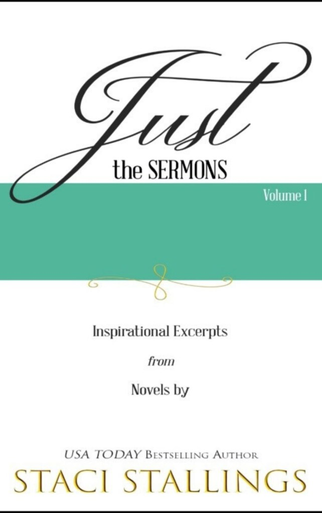 Book Cover: Just the Sermons 1