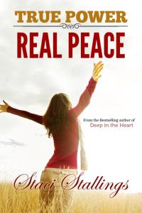 Book Cover: True Power & Real Peace