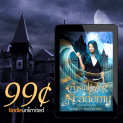 99¢ Promo Graphic - Crystal Wing Academy 1.0 - Ouling by Marty Mayberry - 2