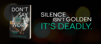 FB Cover Photo - Don't Say a Word by Amber Lynn Natusch - 1