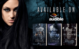 Force of Nature Series - Audible Promo Graphic 1