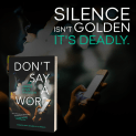 Instagram Graphic - Don't Say a Word by Amber Lynn Natusch - 7