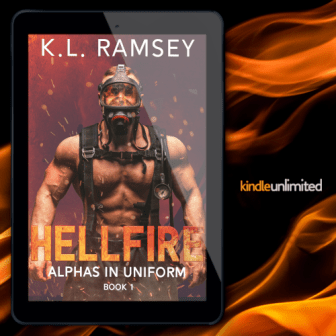Promo Graphic - Alphas in Uniform 1.0 - Hellfire by K.L. Ramsey - 8