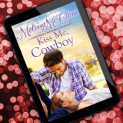 Promo Graphic - Bar V5 Ranch 3.0 - Kiss me Cowboy by Melissa McClone - 2