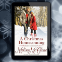 Promo Graphic - Bar V5 Ranch 5.0 - A Christmas Homecoming by Melissa McClone - 1