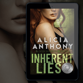 Promo Graphic - Blood Secrets 2.0 - Inherent Lies by Alicia Anthony - 2