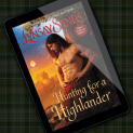 Promo Graphic - Hunting For a Highlander by Lynsay Sands - 5