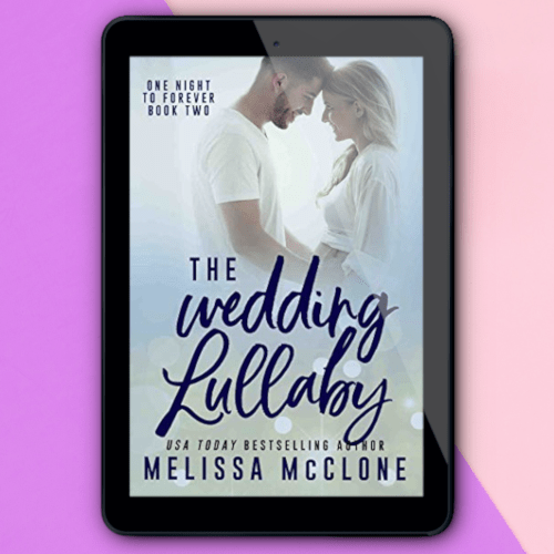 Promo Graphic - One Night to Forever 2.0 - The Wedding Lullaby by Melissa McClone - 1