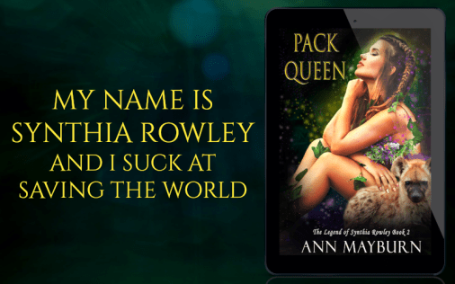 Promo Graphic - Pack Queen by Ann Mayburn - 1