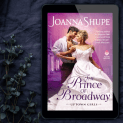 Promo Graphic - The Prince of Broadway by Joanna Shupe - 13