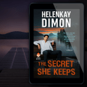 Promo Graphic - The Secret She Keeps by HelenKay Dimon - 4