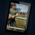 Promo Graphic - Tough Talking Cowboy by Jennifer Ryan - 2