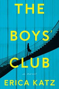Book Cover: The Boys' Club