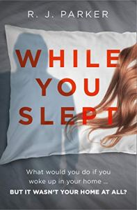 Book Cover: While You Slept