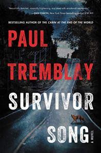 Book Cover: Survivor Song