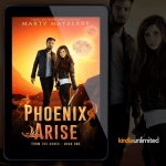 New Release! Check out this excerpt & giveaway from YA Dystopian Thriller PHOENIX ARISE by Marty Mayberry!