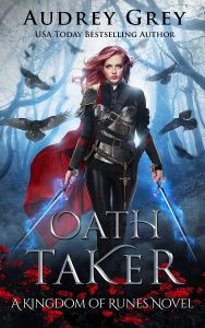 Book Cover: Oath Taker
